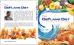 The Deflame Diet book cover