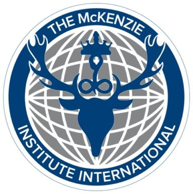 McKenzie Institute International logo